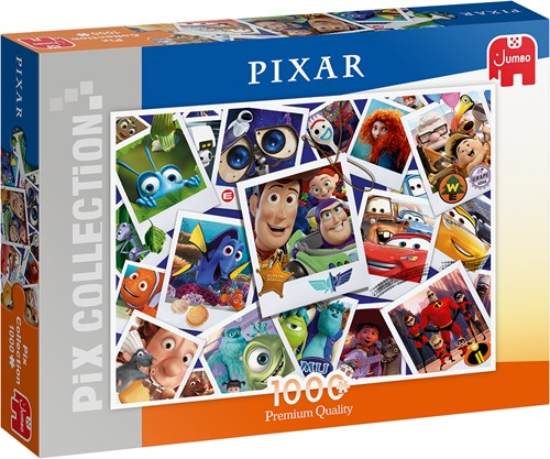 Disney Pix Collection - Pixar Puzzel (1000 stukjes)