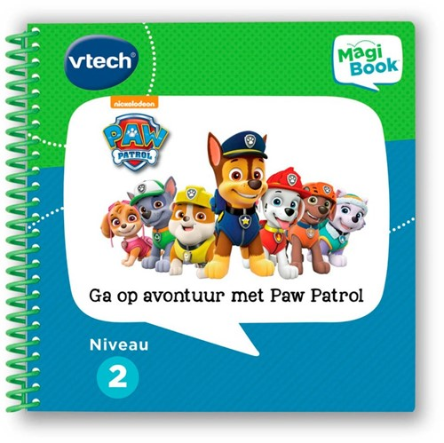 Magibook Vtech  - Paw Patrol