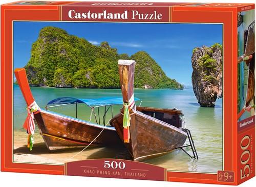 Khao Phing Kan, Thailand Puzzel (500 stukjes)