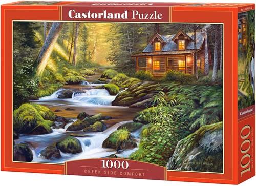 Creek Side Comfort Puzzel (1000 stukjes)