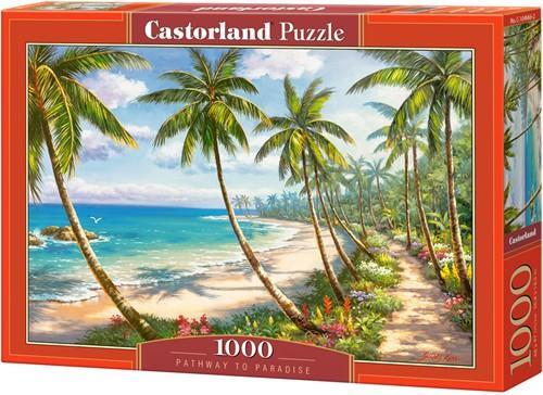 Pathway to Paradise Puzzel (1000 stukjes)