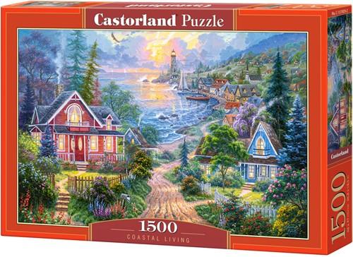 Coastal Living Puzzel (1500 stukjes)