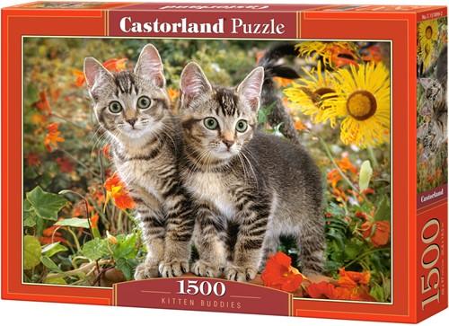 Kitten Buddies Puzzel (1500 stukjes)