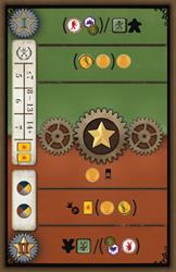 Scythe - Automa Kaarten