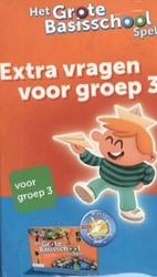 Het Grote Basisschoolspel - Extra vragen voor groep 3