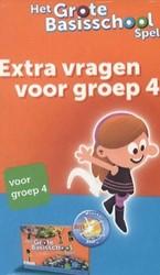 Het Grote Basisschoolspel - Extra vragen voor groep 4