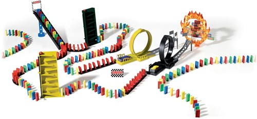 Domino Express - Crazy Race-2