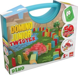 Domino Express - Junior Twister Koffer