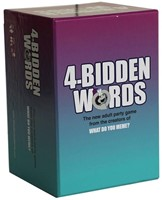 4 Bidden Words - Partygame