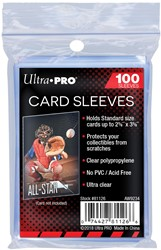 Card Sleeves Soft (100 stuks)