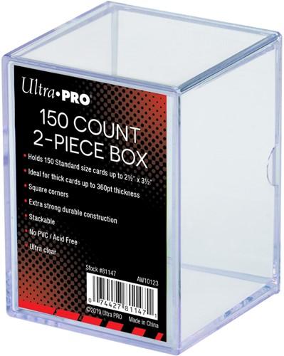 Cardbox Perspex 150 Cards