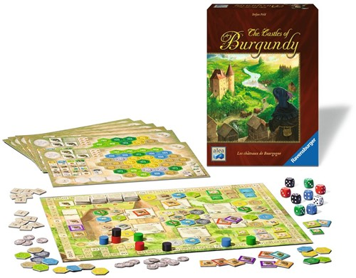 The Castles Of Burgundy (Open geweest)-2