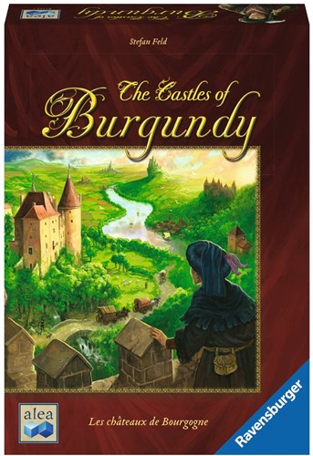 The Castles Of Burgundy (Open geweest)