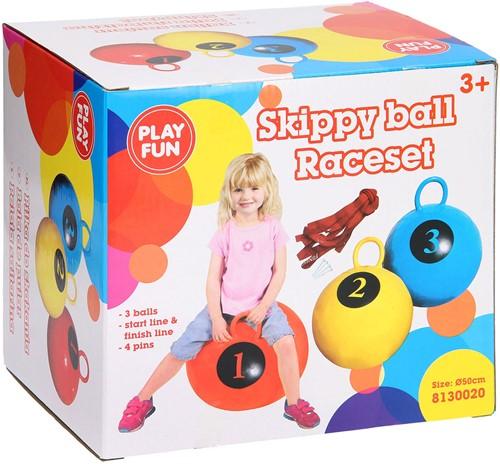 Skippybal Wedstrijdset-1