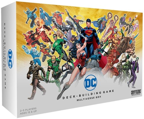 DC Comics - Multiverse Box