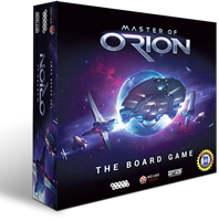 Master of Orion - Bordspel