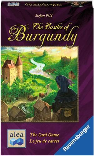 Castles of Burgundy - Kaartspel