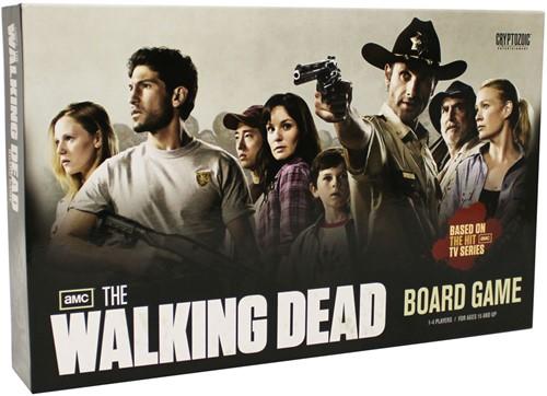 The Walking Dead Bordspel