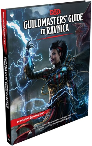 D&D - Guildmaster's Guide to Ravnica