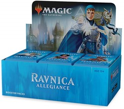 Magic The Gathering - Ravnica Allegiance Boosterbox