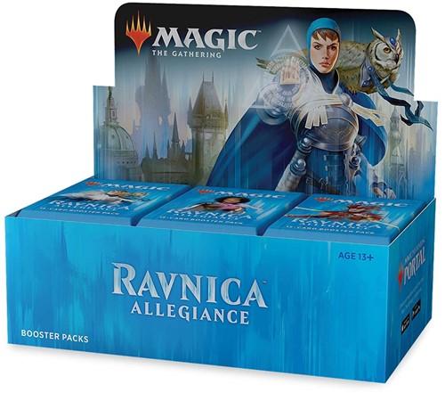 Magic The Gathering - Ravnica Allegiance Boosterbox