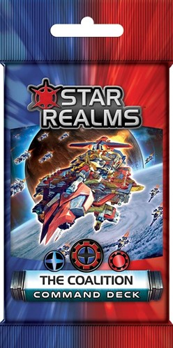 Star Realms - Command Deck The Coalition