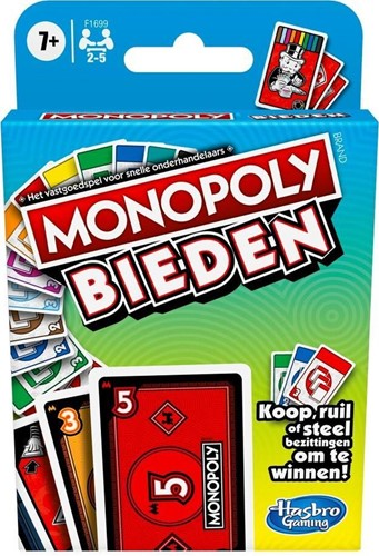 Monopoly - Bieden