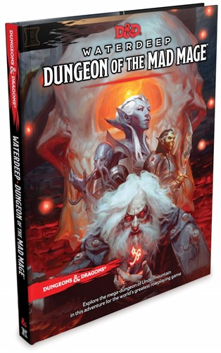 D&D Waterdeep - Dungeon of the Mad Mage