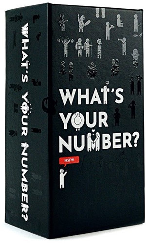 What's Your Number - NSFW