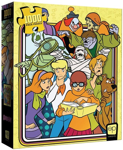 Scooby-Doo - Those Meddling Kids Puzzel (1000 stukjes)