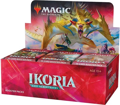 Magic The Gathering - Ikoria Lair of the Behemontsh Boosterbox