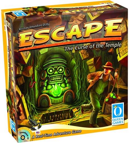 Escape - The Curse of the Temple
