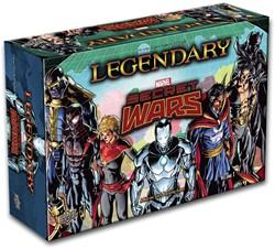 Marvel Legendary - Secret Wars - Big Box Expansion (Doos licht beschadigd)