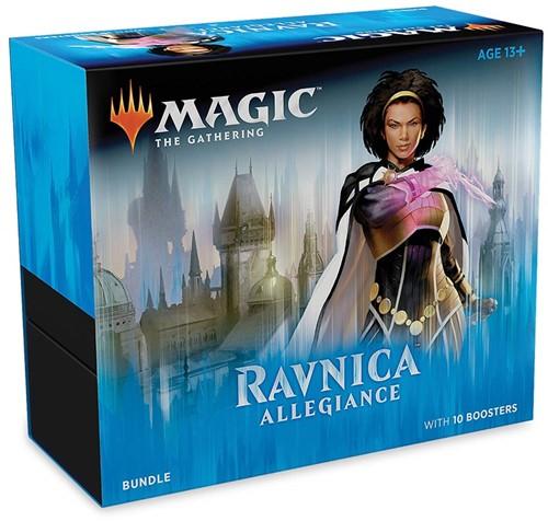 Magic The Gathering - Ravnica Allegiance Bundle