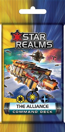 Star Realms - Command Deck The Alliance
