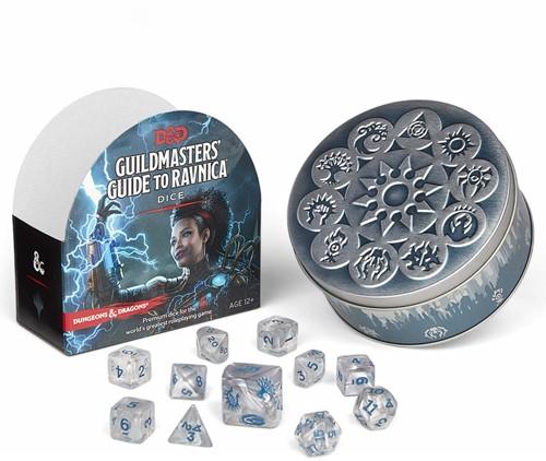 D&D Guildmaster's Guide to Ravnica Dice-2