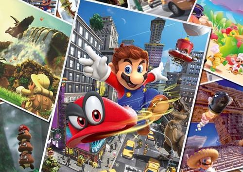 Super Mario Odyssey World Traveler Puzzel (500 stukjes)-2