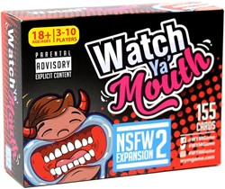 Watch Ya Mouth - NSFW Expansion Pack 2