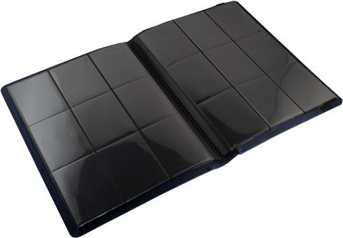 Blackfire 9-Pocket Premium Album - Blauw-2