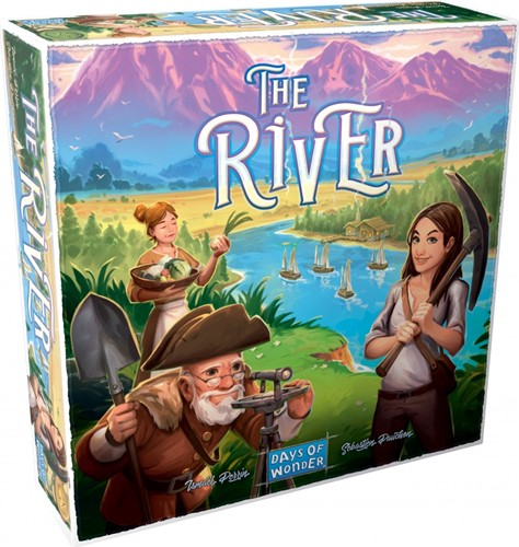 The River - Bordspel