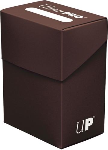 Deckbox Solid - Bruin