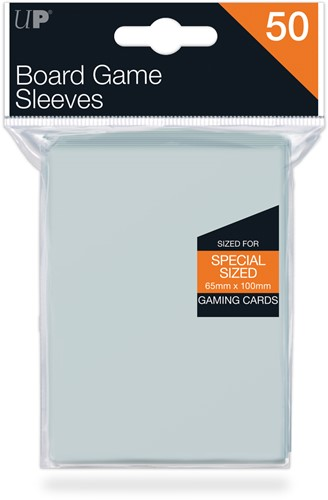 Board Game Sleeves - Special Sized (65x100 mm)