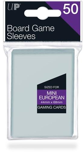 Board Game Sleeves - Mini European (44x68 mm)