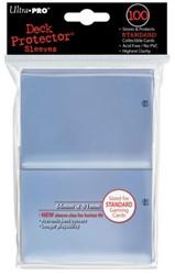 Sleeves - Standaard Transparant (100 stuks)