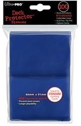 Sleeves - Standaard Blauw (100 Stuks)