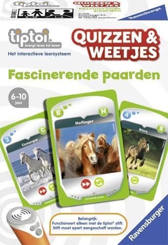 Tiptoi Quizzen & weetjes - Fascinerende paarden