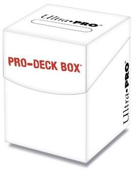 Deckbox Pro 100+ White