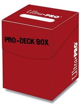 Deckbox Pro 100+ Red
