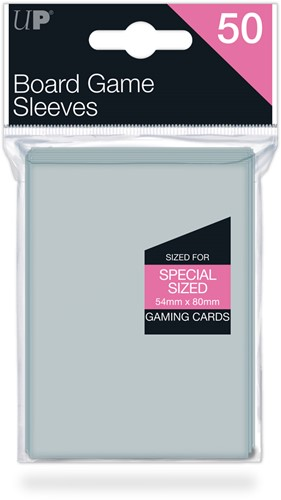 Board Game Sleeves - Special Sized (54x80 mm)