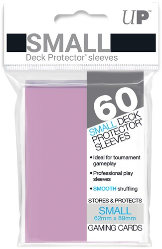 Sleeves - Small Roze (62x89 mm)